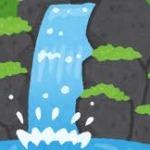 二戸市浄法寺「鱗滝」がSNSで「鬼滅スポット」に!〝全集中〟で紹介中!